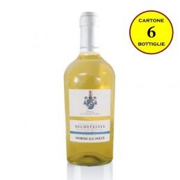"""Veneto Bianco IGT """"Dominicale Dolce"""" lt. 0,5 - Rechsteiner (cartone da 6 bottiglie)"""