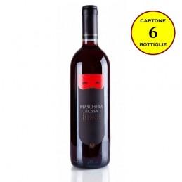 """Venezie Rosso IGT """"Maschera Rossa"""" - Rechsteiner (cartone da 6 bottiglie)"""