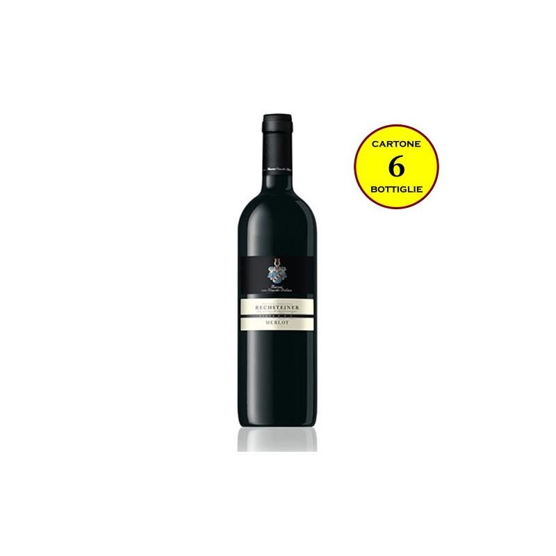 Merlot Venezia DOC - Rechsteiner (cartone da 6 bottiglie)