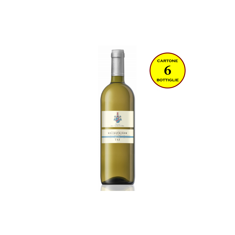 Tai Venezia DOC - Rechsteiner (cartone da 6 bottiglie)