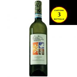 Chardonnay Langhe DOC - Cantine Luzi Donadei Fabiani (cartone 3 bottiglie)