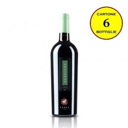 """Merlot Toscana Rosso IGT """"Agàpitos"""" - Carus Vini (cartone 6 bottiglie)"""