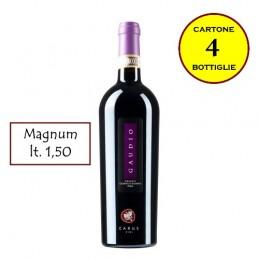 """Chianti Classico DOCG Gran Selezione 2012 MAGNUM lt. 1,5 """"Gàudio"""" - Carus Vini (cartone 4 bottiglie)"""