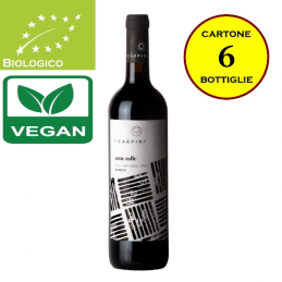 "Barbera Colli Tortonesi DOC ""Sette Zolle"" - Cascina I Carpini (cartone da 6 bottiglie)"