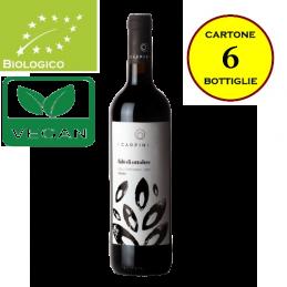 """Colli Tortonesi Rosso DOC """"Falò di Ottobre"""" - Cascina I Carpini (cartone da 6 bottiglie)"""