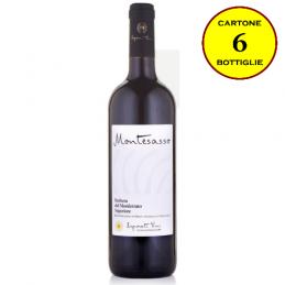 """Barbera del Monferrato Superiore DOCG """"Montesasso"""" - Azienda Agricola Bottazza (cartone da 6 bottiglie)"""