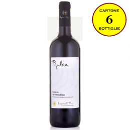 """Barbera del Monferrato DOC """"Rubia"""" - Azienda Agricola Bottazza (cartone da 6 bottiglie)"""