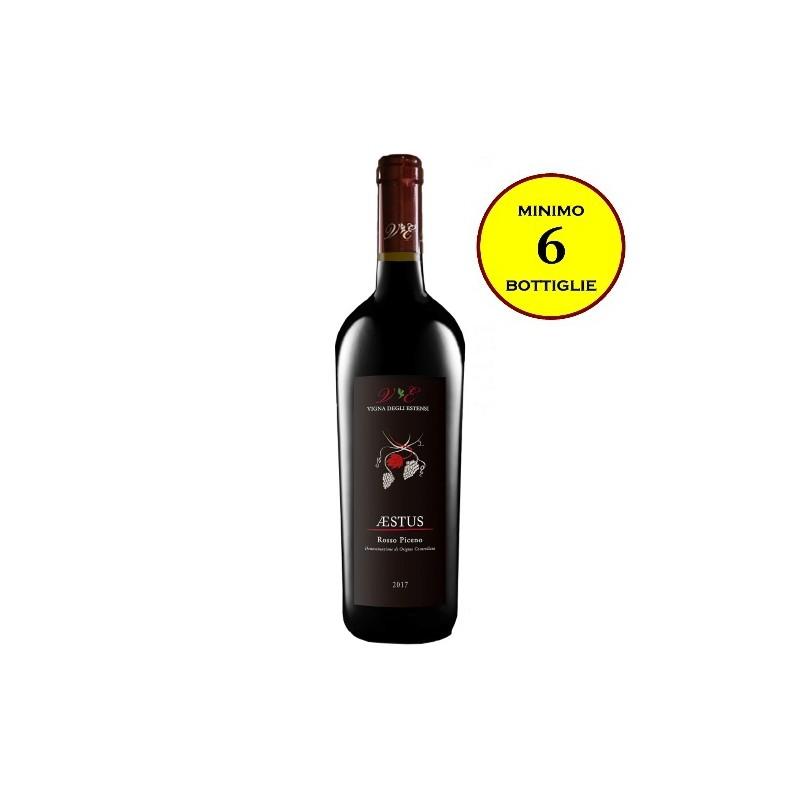 """Rosso Piceno DOC """"Aestus"""" - Vigna degli Estensi"""