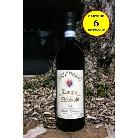 Langhe Nebbiolo DOC - Achille Viglione (6 bottiglie)