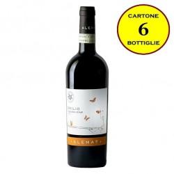 "Grignolino d'Asti DOC ""Emilio"" - Alemat (cartone da 6 bottiglie)"