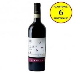 "Barbera d'Asti DOCG Superiore ""Augusta"" - Alemat (cartone da 6 bottiglie)"