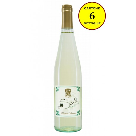 "Chardonnay Veneto IGT Frizzante ""Scià"" - Vinicio Bronzo"
