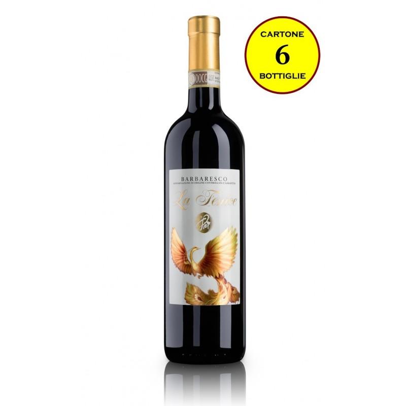 "Barbaresco DOCG 2010 ""La Fenice"" - Pier Azienda Vitivinicola (6 bottiglie)"