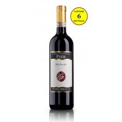"Barbaresco DOCG ""Rio Sordo"" - Pier Azienda Vitivinicola (6 bottiglie)"