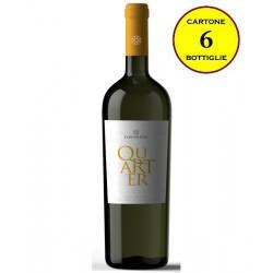 "Terre Siciliane IGT Bianco ""Quarter"" - Costantino Wines (cartone da 6 bottiglie)"