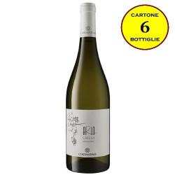 """Grillo Terre Siciliane IGT """"Aria Siciliana"""" - Costantino Wines (cartone da 6 bottiglie)"""