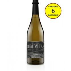 """Vino Bianco Frizzante SUR LIE """"Cum Vitae"""" - Moro Sergio (cartone da 6 bottiglie)"""