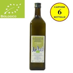 Olio Extravergine di Oliva lt. 0,75 - San Quirico