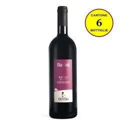 "Barbera d'Asti DOCG ""Filari Corti"" - Cantina Olivero (cartone da 6 bottiglie)"