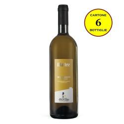 """Monferrato Bianco DOC """"Il Marchese"""" - Cantina Olivero (cartone da 6 bottiglie)"""