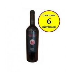 """Umbria Rosso IGT """"Amantius"""" - Casali del Toppello (6 bottiglie)"""