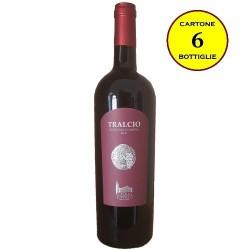 """Umbria Rosso IGT """"Tralcio"""" - Casali del Toppello (6 bottiglie)"""