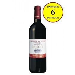 """Cabernet Sauvignon Veneto IGT barricato 2013 """"Le Ghiaie"""" - Casarotto (6 bottiglie)"""