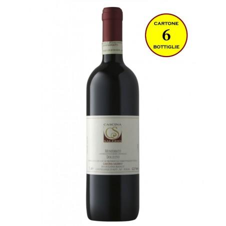 Dolcetto Monferrato DOC - Cascina Salerio (cartone da 6 bottiglie)