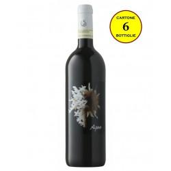 """Monferrato Rosso DOC """"Aqua"""" - Cascina Salerio (cartone da 6 bottiglie)"""