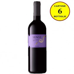 """Nero d'Avola Sicilia IGT 2005 """"Sense"""" - Di Bella Vini (cartone da 6 bottiglie)"""