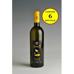 "Mosto parzialmente fermentato bianco ""Fiammello"" - Fratelli Trinchero (6 bottiglie)"