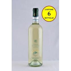 Chardonnay Piemonte DOC frizzante - Fratelli Trinchero (6 bottiglie)