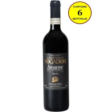 Amarone della Valpolicella DOCG Classico - Fratelli Vogadori (cartone da 6 bottiglie)