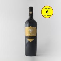 Montepulciano d'Abruzzo DOP - Cantina Terzini (cartone 6 bottiglie)
