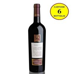 Nerello Calabria Rosso IGP - Senatore Vini (6 bottiglie)