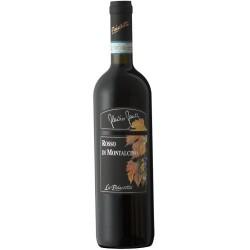 Rosso di Montalcino DOC - La Palazzetta di Luca e Flavio Fanti