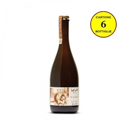 Tradision Bianco Dolce Frizzante Ancestrale Col Fondo - Vini Iseldo Maule (cartone 6 bottiglie)