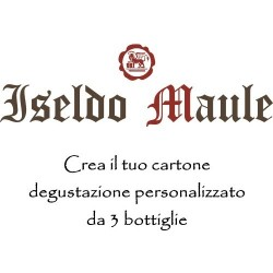 Vini Iseldo Maule - Cartone degustazione da 3 bottiglie