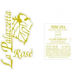 Toscana IGT Rosato - La Palazzetta di Luca e Flavio Fanti