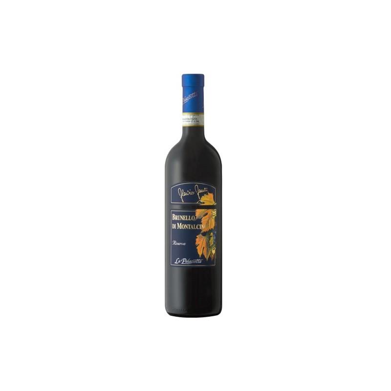 Brunello di Montalcino DOCG Riserva - La Palazzetta di Luca e Flavio Fanti