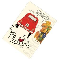 """Toscana IGT Rosso """"Fla...Vino"""" - La Palazzetta di Luca e Flavio Fanti"""