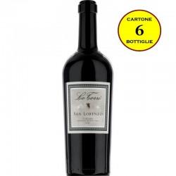 "Toscana Rosso IGT ""Villa San Lorenzo"" - Le Torri (6 bottiglie)"
