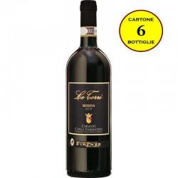 Chianti Colli Fiorentini DOCG Riserva - Le Torri (6 bottiglie)