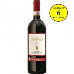 Chianti Colli Fiorentini DOCG - Le Torri (6 bottiglie)