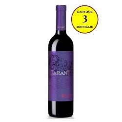 """Rosso Trevenezie IGP """"Carant"""" - Reguta (cartone 3 bottiglie)"""