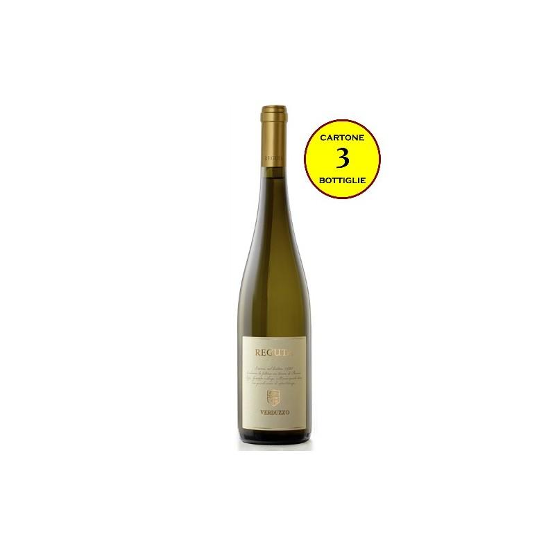 Verduzzo Trevenezie IGP 2017 - Reguta (cartone 3 bottiglie)