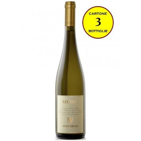 Pinot Grigio Friuli DOP - Reguta (cartone 3 bottiglie)