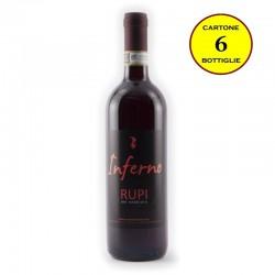 Inferno Valtellina Superiore DOCG 2013 - Rupi del Nebbiolo (cartone da 6 bottiglie)
