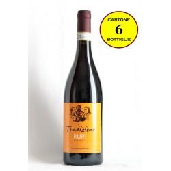 Valtellina Superiore DOCG Tradizione 2014 - Rupi del Nebbiolo (cartone da 6 bottiglie)