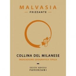 Malvasia Collina del Milanese IGT frizzante - Vigneto Faverzani
